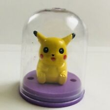 Pikachu Capsule Original Nintendo Pokemon Mini Figure Toy vtg