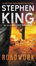 Roadwork by Stephen King (Paperback)