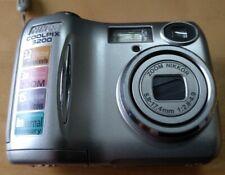 Vintage Preloved Digital Camera Japan Nikon Coolpix 3200 working condition