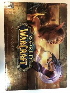 World of Warcraft - PC/Mac 2 Disks and Guide
