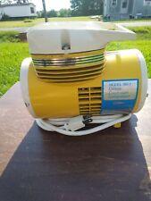Badger Air Brush Co Model 180 1 Oilless Diaphragm Compressor Working Vintage