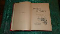 """PAQUEBOT TRANSATLANTIQUE"""" LA GASCOGNE"""" /1907 LE HAVRE NEW YORK """" RHIN A NIAGARA"""