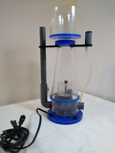 Eshopps Cone S 120 Protein Skimmer, used tested works, quiet efficient filtering