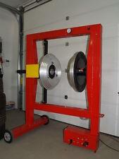 Máquina para ensayos de la presión del neumático-el Original