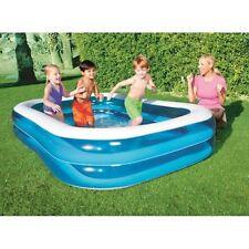 Bestway Rechteckiger Pool Schwimmbecken 262 x 175 x 51 cm