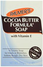 Palmers Cocoa Butter Formula Cream Soap with Vitamin E 3.5 Ounce Bars Pack of 12