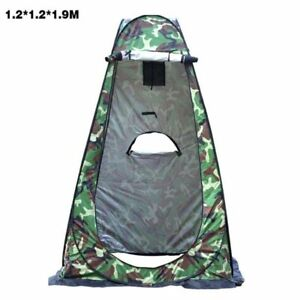 Portable Pop Up Privacy Tent Shower Toilet Dressing Outdoor Camp Sun Shelter Pod