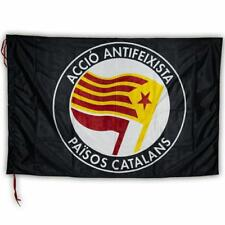 Bandera Acció Antifeixista Estelada nova