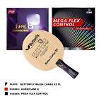 BALSA CARBO X5 FL  HURRICAN 8  MEGA FLEX CONTROL