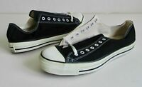 Vintage Anaconda Shoes Low Cut Black By Converse All Star Chuck Taylor USA 13