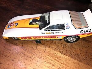 Don Snake Prudhomme Pepsi 1983 Pontiac Funny Car 1:24 Scale Diecast W8