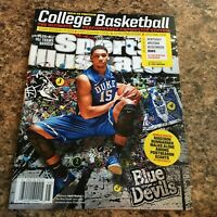 Jahlil Okafor Duke Blue Devils Sports Illustrated NO LABEL November 10, 2014