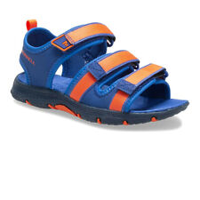 Merrell Boys Hydro Creek Shoes Sandals Blue Sports Outdoors Breathable