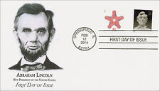 SC 4860, 2014 Abraham Lincoln, FDC, Item 14-027