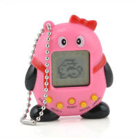 168 Pets in One Virtual Pet Cyber Pet Toy Tamagotchi Play Game Fun Penguins