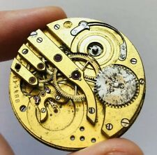 ULTRA RARE IWC SCHAFFHAUSEN Pocket Watch Mechanism Swiss Vintage Parts Repair