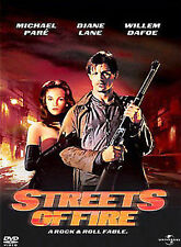 Streets of Fire (DVD, 1998)