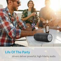 HIFI Portable Wireless Bluetooth Speaker Stereo Sound Bar TF FM Radio Subwoofers