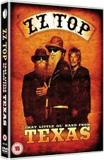 ZZ Top - That Little OL Band From Texas DVD Region 2