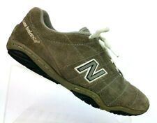 New Balance 589 Gray Quilted Suede Sneaker.Shoes M589GS Men's 8 D / EUR 41.5