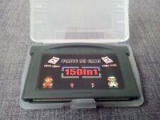 NES Games 150 in 1 for Nintendo Game Boy Advance GBA SAVE STATES