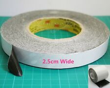 2Meter long 2.5cm Wide Heatsink Double sided Thermal Adhesive Tape for Heat Sink