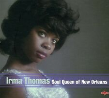 Irma Thomas - Soul Queen of New Orleans [New CD] Deluxe Edition, Digipack Packag