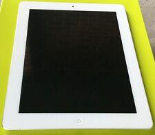 "Apple iPad 4 A1460 Wi-Fi + Cellular 32GBRetina 9.7"" White/Silver (Unlocked)"