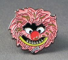 Metal Enamel Pin Badge Brooch Animal Face