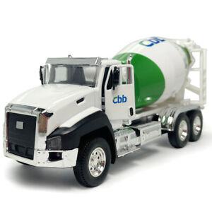 1:50 Scale Cement Mixer Concrete Truck Model Diecast Construction Vehicle Toy