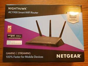 NETGEAR Nighthawk AC1900 Modem Router - Black