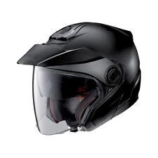 Nolan N40-5 Open Face Motorcycle Helmet - Matt Black