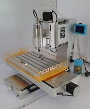 5 Axis 3040 2.2KW CNC Table Column Type Engraving Marking Machine Printer 110V