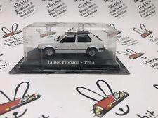 "DIE CAST "" TALBOT HORIZON - 1983 "" SCALA 1/43 RBA AUTO INDIMENTICABILI"