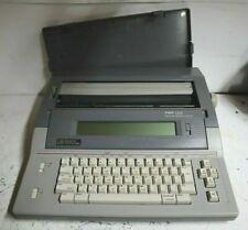 Vintage Smith Corona Pwp 125 Personal Word Processor Typewriter Types Wrong