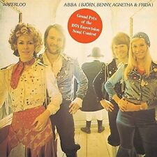 ABBA Waterloo with Bonus Tracks JAPAN MINI LP SHM CD