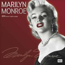 Marilyn Monroe Faces Calendar 2019 Entertainment Month To View
