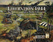 Panzer Grenadier: Liberation 1944, Wargame, New by Avalanche Press, English