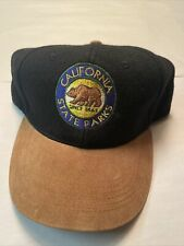 California State Parks Baseball Hat Since 1864 Patch Adjustable Buckle Hat / NOS
