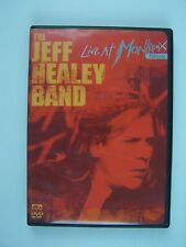 Jeff Healey Band - Live at Montreux 1999 DVD