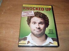 Knocked Up (DVD Movie 2007 Unrated & Unprotected WS) Comedy Katherine Heigl NEW