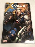 Cable Vol 1: Conquest TPB Softcover (2017) Robinson