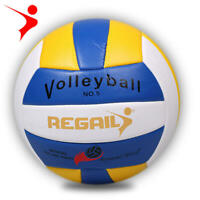 REGAIL No.5 Official Size & Weight Ball High Grade Thickend Training volleyball