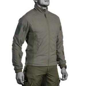 UF Pro Hunter FZ Gen. 2 Tactical Softshell Jacket - Steingrau Oliv / Brown Grey