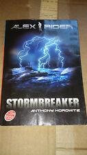 Anthony Horowitz - Alex Rider, Tome 1 : Stormbreaker