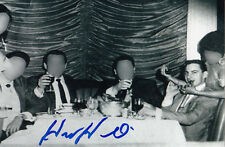 Henry Hill Goodfellas Mobster Mafia Lucchese Family SIGNED 4x6 PHOTO AUTOGRAPH