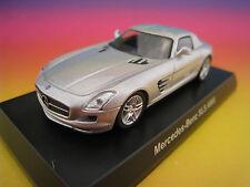 Mercedes-Benz SLS AMG in silber  Kyosho Japan  Maßstab 1:64  OVP