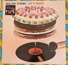 THE ROLLING STONES Let It Bleed Vinyl Record LP Abkco 2003 Brand New  Sealed