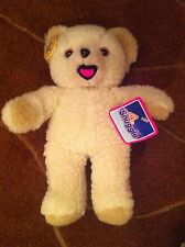Vintage RUSS SNUGGLE BEAR Plush Teddy - New with original Tags