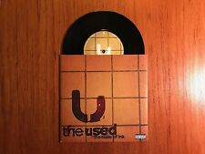 The Used - The Taste Of Ink 45 Reprise Rec. W601 US 2003 (VG+/VG++) RARE EMO